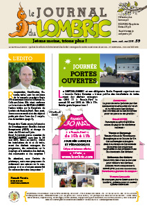 Journal du Lombric n°59