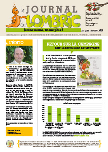 Journal du Lombric n°60