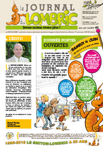 Journal du Lombric n°63
