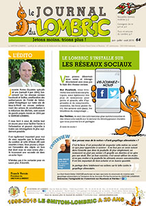 Journal du Lombric n°64